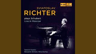 38 Waltzes, Ländler & Ecossaises, Op. 18, D. 145: Waltz No. 4 in C-Sharp Minor (Live)