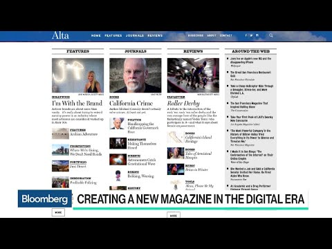 Why Hearst Is Creating a New Magazine in the Digital Era