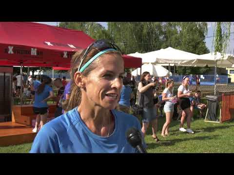 Hölgymosoly: Garami Katalin maratonfutó