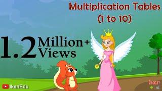 Sing Multiplication Song to Learn Multiplication Tables (1 to 10)   iKen   iKen Edu   iKen App