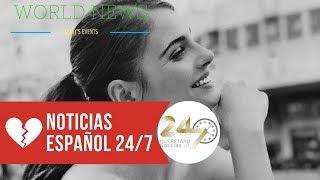 Andrea Duro grita lo feliz que es gracias a Javier 'Chicharito' Hernández