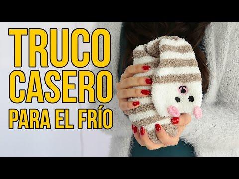 TRUCO INCREÍBLE PARA COMBATIR EL FRÍO - Experimento