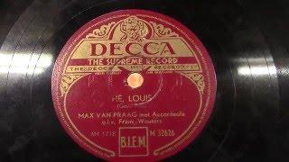 Max van Praag: He Louis. (1949).