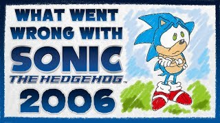 What Went Wrong With Sonic '06 (APRIL FOOLS!)