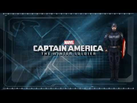 Captain America: TWS Live WP Video