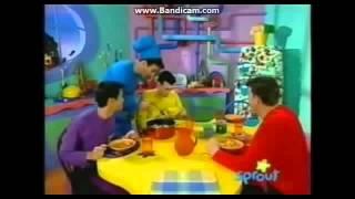 The Wiggles clip greg's hates broccoli reverse