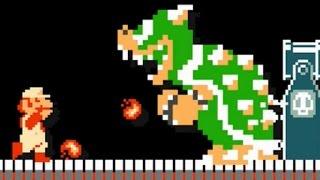 Super Mario Maker - Super Expert 100 Mario Challenge #4