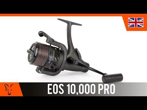 Fox EOS PRO 10000 - nyeletőfékes orsó  videó