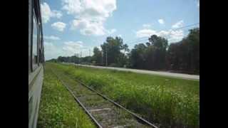preview picture of video 'Viaje en Tren de Moreno a Luján'
