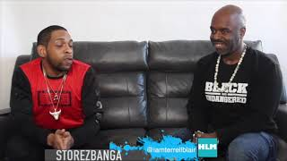 StorezBanga Interview w/ HLMmedia