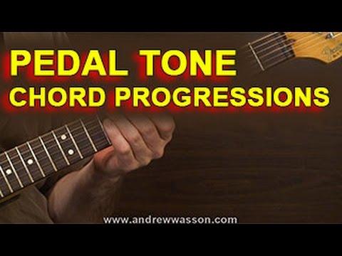 Pedal Tone Chord Progressions