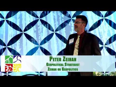 Sample video for Peter Zeihan