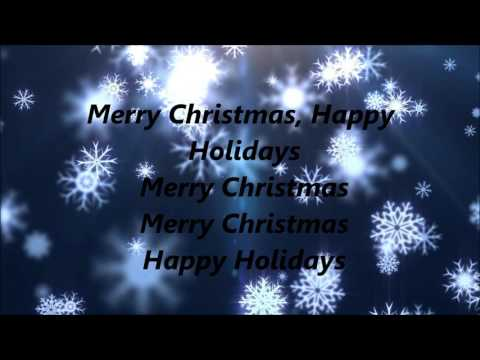 Download Pentatonix - Merry Christmas, Happy Holidays (Lyrics) Mp4 HD Video and MP3