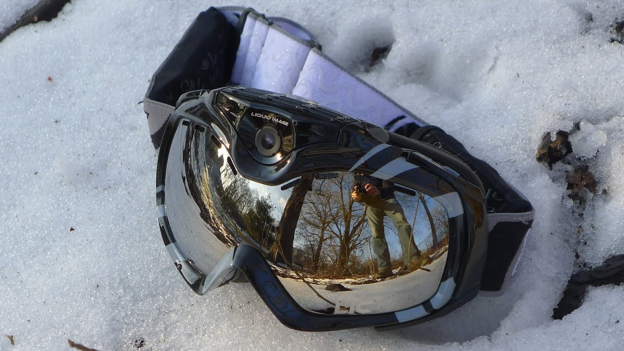 Liquid Image Apex HD+ Review: Snow Goggles With Built-In Action Cam