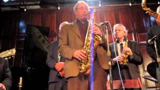 Les Lieber's 100th birthday celebration- Oh, Lady Be Good! (Jazz at Noon- Fri 3/16/12)
