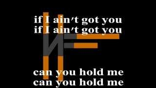 NF Can You Hold Me (feat. Britt Nicole) Lyrics
