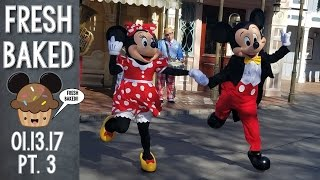 The story of our unusual weekend begins + Mickey dancing with Minnie | 01-13-17 Pt. 3 [DL]