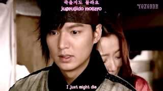 [Faith OST MV] RUMBLE FISH -  LOVE [ENGSUB + Rom + Hangul]
