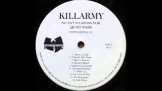 Killarmy - Full Moon (Instrumental)