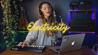 Electricity (loop cover) *Dua Lipa, Diplo, Mark Ronson* | by Romy Wave