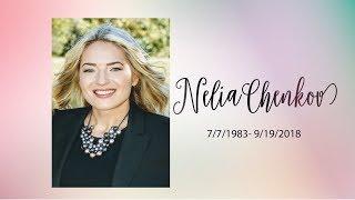 September 27, 2018 - Nelia Chenkov Memorial Service