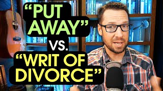 A Total Distortion of Jesus On Divorce (13 minute vid)
