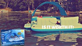 Bestway CoolerZ Tropical Breeze Floating Island Raft! Is it worth it?