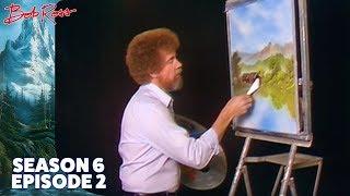 Bob Ross - Nature's Edge (Season 6 Episode 2)
