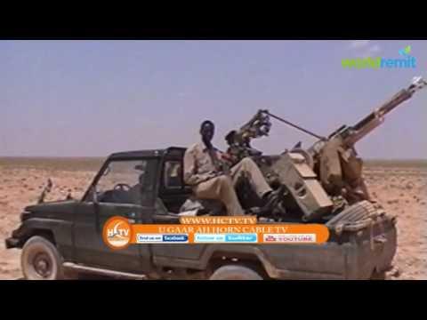 Dagaal Ku Dhexmaray Somaliland Iyo Puntland Deegaanka Booda Cad Ee G Sanaag
