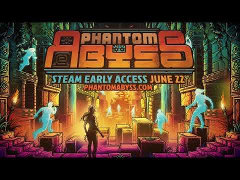Trailer d'annonce et une date pour l'early access sur Steam de Phantom Abyss