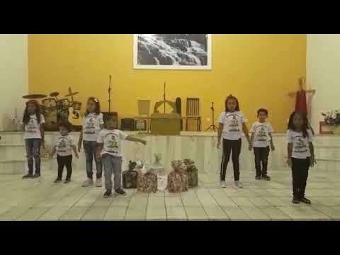 Coreografia Natal Yasmin Veríssimo