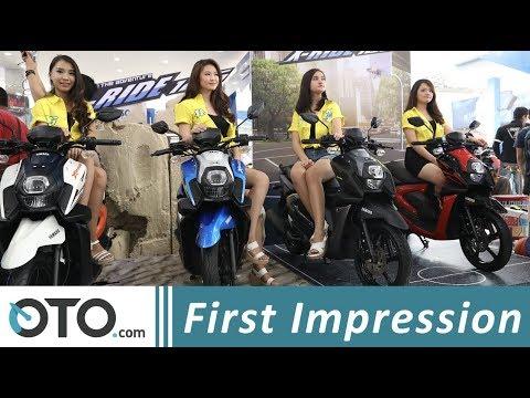 Yamaha X-Ride 2018 |First Impression | Apa Saja Perbedaannya? | OTO.com