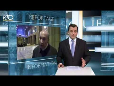 La Belgique étend l'euthanasie, Week-end à Rome et l'actu de la  semaine