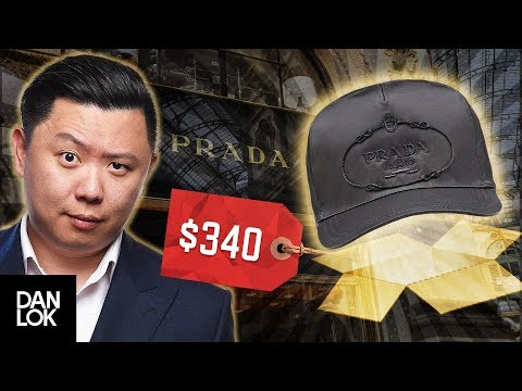 $340 Prada Baseball Hat Unboxing