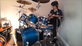 Angels and Airwaves | One Last Thing | Drum cover