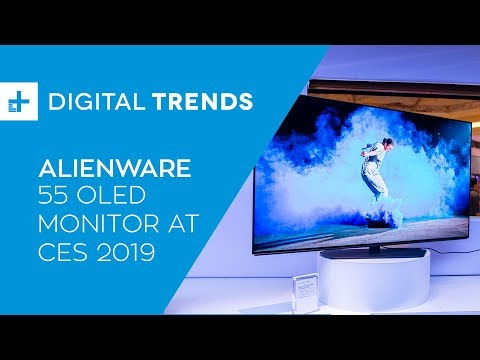 External Review Video BcuNnbHKueg for Dell Alienware AW5520QF OLED Gaming Monitor
