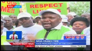 Musalia Mudavadi supporters insist ANC leader is the right man to lead NASA