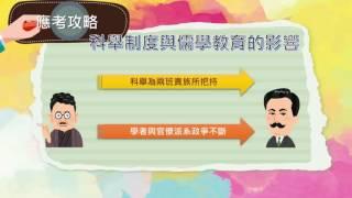 20選修歷史 朝鮮日本的歷史與文化 -- 大考充電站 (105指考歷史總複習 )