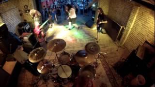Video Průmyslová Smrt - Hot Dog fest 2016 drumcam