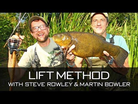 Flådfiskeri efter sudere med lift metoden