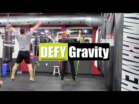 BOBintheBASEMENT - DEFY Gravity