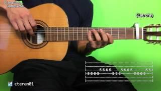Amor de Madre - Aventura Tutorial Guitarra