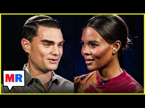 Ben Shapiro Tells Candice Owens How To Be As Idiotic As He Is