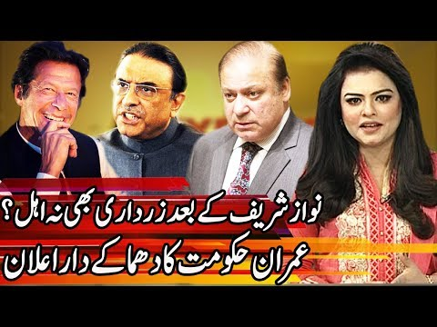 PTI to file disqualification reference against Zardari   Express Experts 19 Dec 2018   Express News