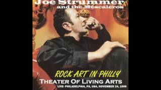 Joe Strummer : Rock Art in Philly [Bootleg] 1999