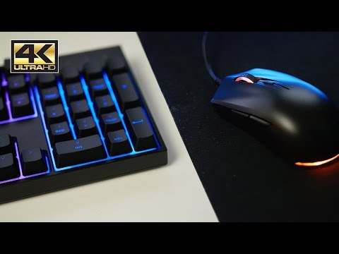 Il nuovo miglior kit Mouse e Tastiera RGB economico - Masterkeys Lite L