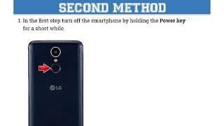 LG X300 K120L Hard Reset