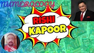 Tribute To Rishi Kapoor And His Numerology (Irrfan Khan)