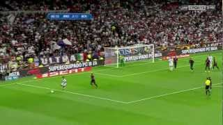 Cristiano Ronaldo Vs FC Barcelona Home - SSCF (English Commentary) - 12-13 HD 1080i By CrixRonnie