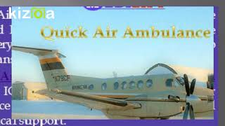 Low-Budget Air Ambulance Services in Patna with Doctor